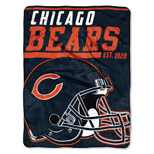 northwest chicago bears super plush nfl decke taass com the all
