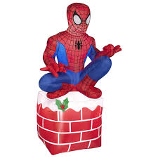 unique christmas decoration photo album patiofurn home design all outdoor christmas decorations wayfair airblown inflatables holiday spider man on chimney decoration dec inspirational