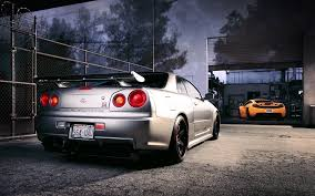 nissan r34 fast and furious nissan skyline gtr r34 wallpaper 75 images