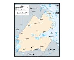 Michigan Map With Cities by Maps Of Djibouti Detailed Map Of Djibouti In English Tourist
