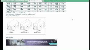 Hip Roof Design Calculator by Asce7 10 Design Pressure Calculator Youtube