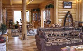 eagle home interiors vibrant creative open floor plan log home 4 golden eagle homes