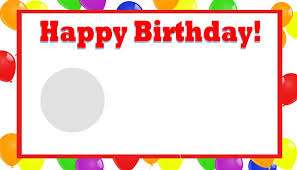 best photos of happy birthday template word happy birthday card