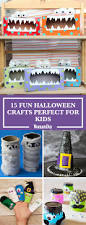 turn everyday items into halloween staples with these easy kid