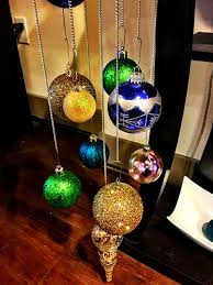 Ornament Chandelier Diy by D I Y Holiday Chandelier Camdenliving Com Joshua Bargmann