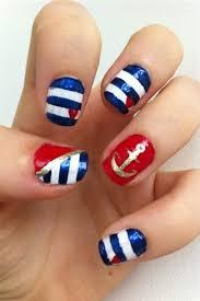 nautical nail art gallery