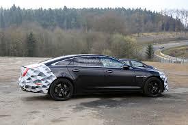 spyshots 2015 jaguar xjr facelift autoevolution