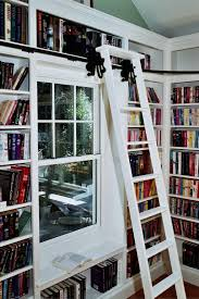 Library Bookcases With Ladder by Library U0026 Home Office Design Service House Visit Or In Our