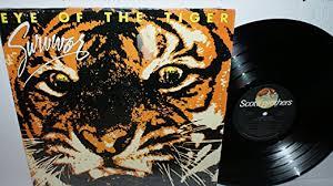 survivor eye of the tiger amazon com