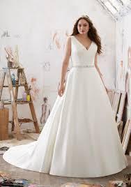 julietta collection plus size wedding dresses morilee