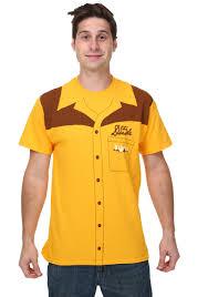 Bowling Halloween Costumes Big Lebowski Dude Costume Shirt
