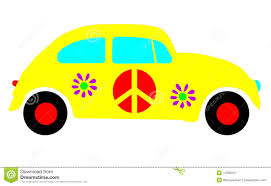 volkswagen beetle clipart hippie clipart volkswagen pencil and in color hippie clipart
