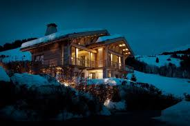 Mountain Chalet House Plans Chalet Cyanella By Bo Design