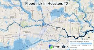 houston map flood us flood maps do you live in a flood zone temblor net