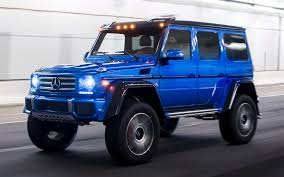 Mercedes Benz G Class 4x4 2017 Us Wallpapers And Hd Images