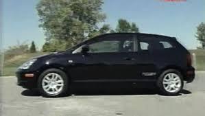 2002 honda civic reviews 2002 honda civic si test drive