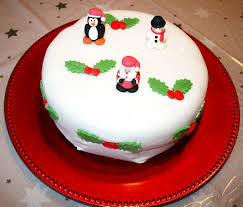 Christmas Cake Decoration Ideas Uk Traditional Christmas Cake Jo U0027s Kitchen