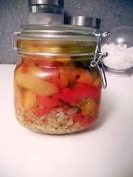 recette de cuisine grand mere recette d antipasti italien de ma grand mère 3 poivrons