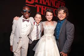 take a look at how adorable the cast of u0027stranger things u0027 is