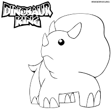 dinosaur king coloring pages coloring pages to download and print