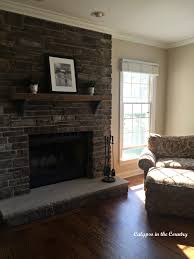 rustic stone fireplace calypso in the country