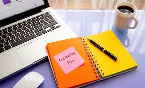 preparing a marketing plan checklist marketing donut