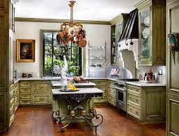 Green Cabinet Kitchen Red Distressed Kitchen Cabinets Distressed Kitchen Cabinets For