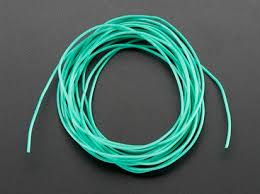 silicone cover stranded core wire 26awg in various colors id
