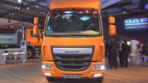 paccar company daf lf 290 fa 16t lorry truck 2017 exterior and interior youtube
