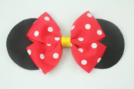 mickey mouse hair bow lovely mickey mouse hair bow hair clip for kid buy mickey mouse