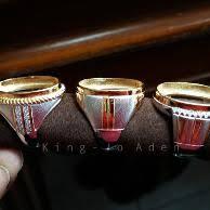 ring cincin alpaka jual 20 pcs ring alpaka perak 525 size jumbo di lapak