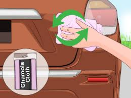 cleaning cars how to articles from wikihow remove emblems from cars