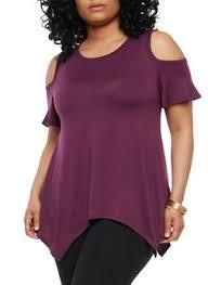 purple blouse plus size purple plus size tops for rainbow