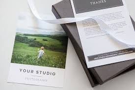 ta photographers client care card templates for photographers design aglow