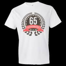65th wedding anniversary gifts 65th wedding anniversary t shirts