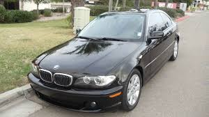 bmw 3 series sport package 2005 bmw 3 series 325ci coupe with sport package in san diego ca