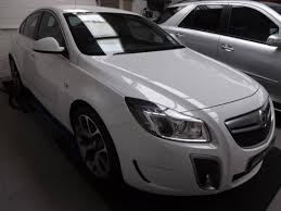 vauxhall insignia white finer detailing ltd north west specialist vehicle detailers