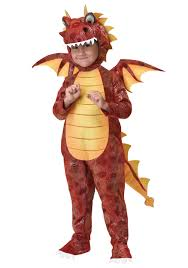 Halloween Costumes Kids Toddler Fire Breathing Dragon Costume