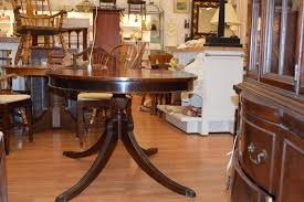 mahogany dining room table robert w irwin co mahogany dining table inlaid jarred u0027s