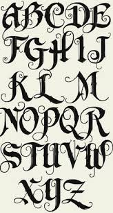 old english tattoo lettering art techniques pinterest