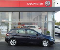 peugeot 308 2015 2015 peugeot 308 active e hdi at greg mitchell motors northern ireland