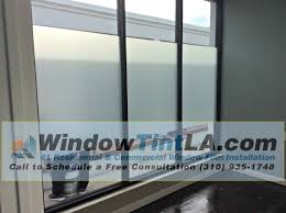 frost film for privacy custom glass treatments