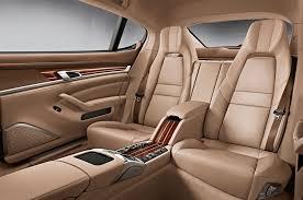 porsche panamera red interior 2014 porsche panamera first drive automobile magazine