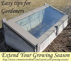 extend your growing season easy tips for gardeners