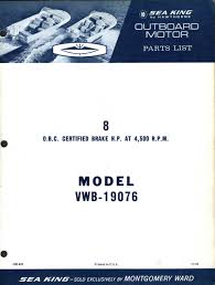 1964 8hp sea king info wanted aomci blue board discussion forum