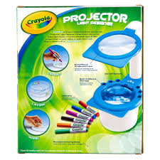 How To Get Marker Off The Wall by Amazon Com Crayola Projector Light Designer Toys U0026 Games