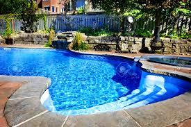 furniture lovely backyard pool design mesmerizing effect for