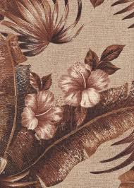 Upholstery Fabric Hawaii Kealoha Barkcloth Hawaii Fabrics Vintage Style Hawaiian Fabric
