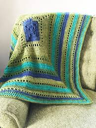 granny filet square afghan crochet pattern maria u0027s blue crayon