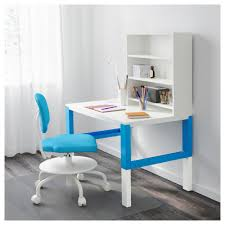 Desk With Hutch White by